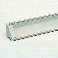 LED Aluminium Eckprofil Set CABI 12mm (2m) eloxiert inkl....