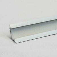 LED Aluminium Eckprofil Set TRIO 10mm (2m) eloxiert inkl....
