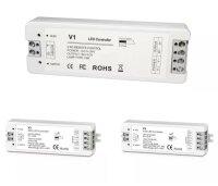 LED Controller SW-V3 12-24V Dimmer CTA RGB (3CH, 4A)